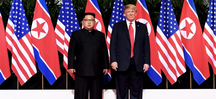 Trump ile Kim Jong Vietnam'da görüşecek