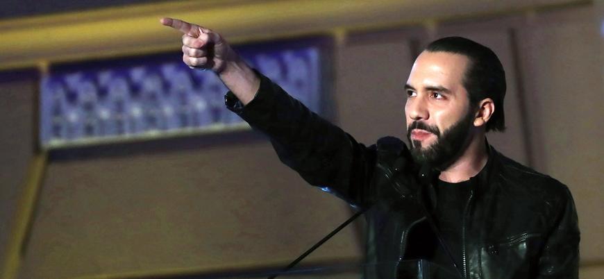 El Salvador'un yeni devlet başkanı Filistin kökenli Bukele oldu