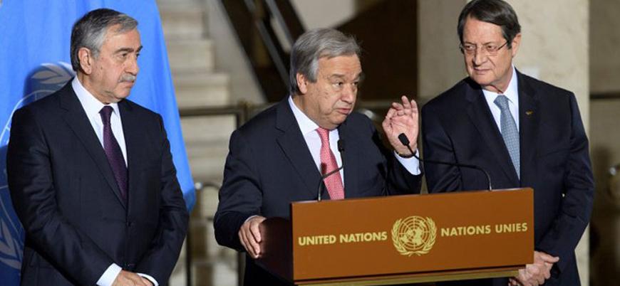 BM'den Kıbrıs'ta uzlaşı için gayriresmi toplantı hazırlığı