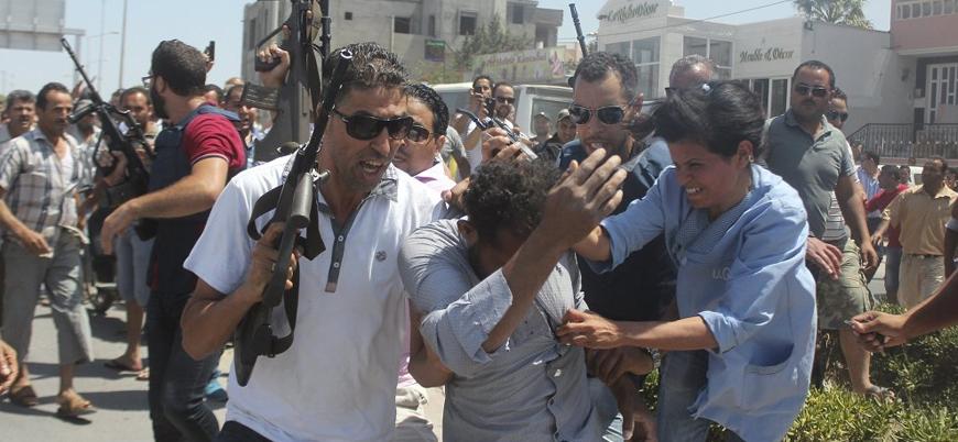 Tunus'ta IŞİD saldırılarının sanıklarına müebbet hapis cezası