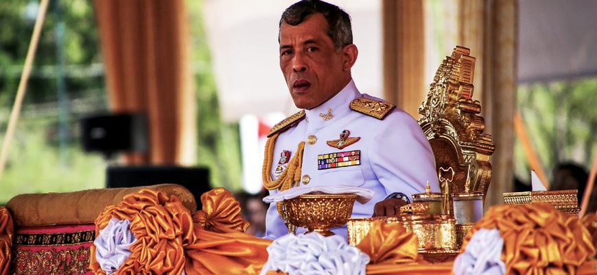Tayland'da başbakan olmak isteyen Prensese Kraldan veto