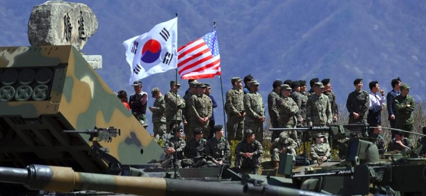 Güney Kore ülkedeki ABD askerleri için yaptığı ödemeyi artırdı