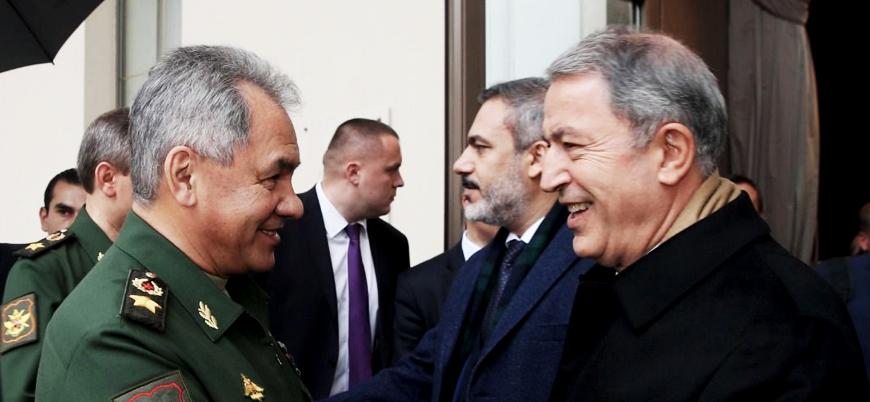 Rusya Savunma Bakanı Sergey Şoygu Türkiye'ye geliyor