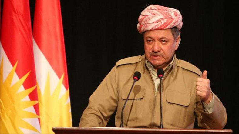 Barzani: Bağımsızlık ilan ederim
