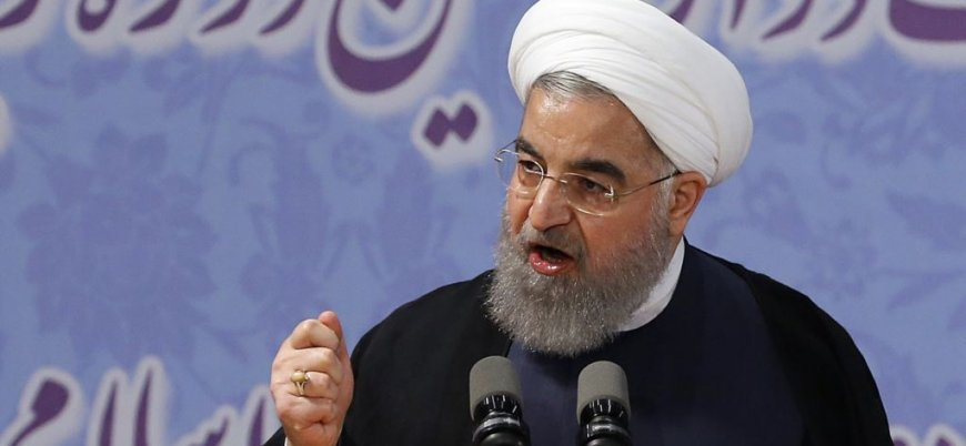 Ruhani: Füze geliştirmek için kimseden izin almayacağız