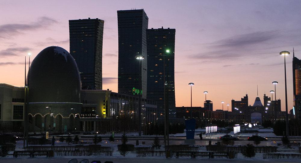 Astana: Kazakistan Dışişleri Bakanı temsilcilerle görüştü