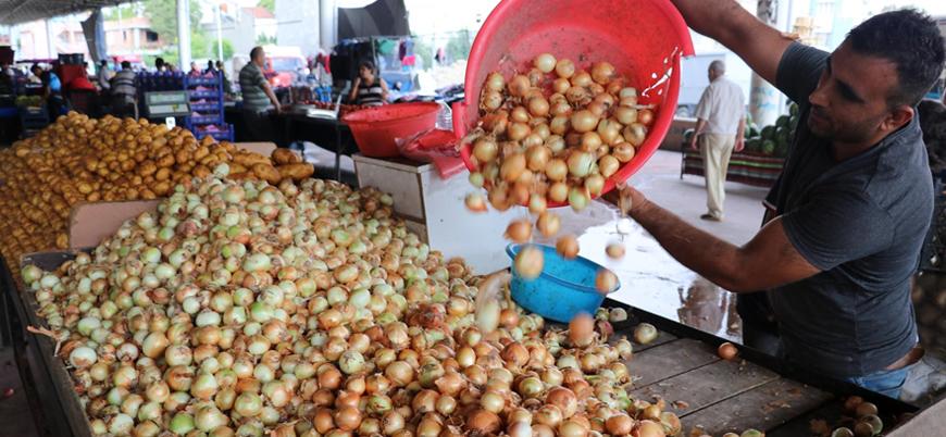 İran'dan kuru soğan ithalatı başladı