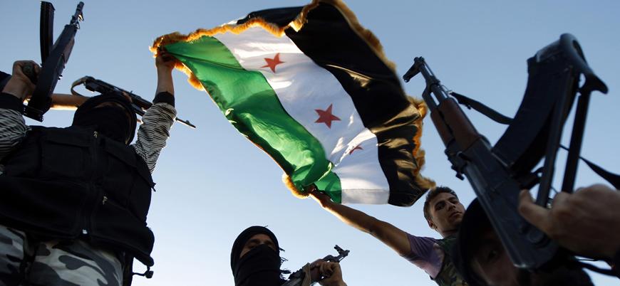 Suriye'nin güneyinde Esed rejimine karşı silahlı muhalefet yeniden organize oluyor: 'Halk Direnişi'