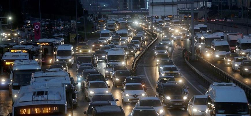 İstanbul en çok trafik sıkışıklığı yaşanan şehirler listesinde altıncı