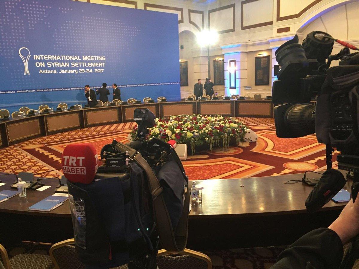 Zayıf ve belirsiz: Astana görüşmeleri...