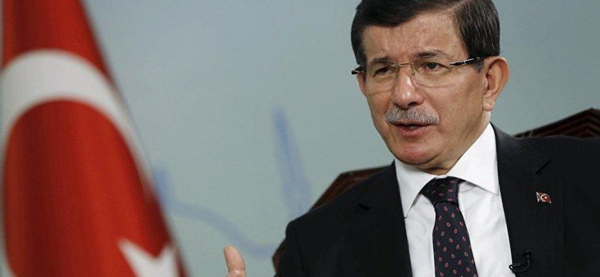 Davutoğlu: Türkiye'de son derece yüksek bir karamsarlık yaygınlaşmakta