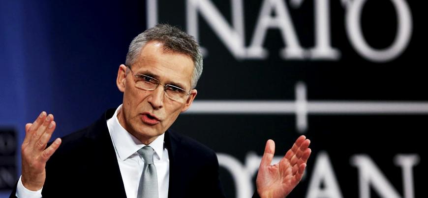 NATO: Türkiye ve ABD'nin 'Suriye' işbirliği memnuniyet verici