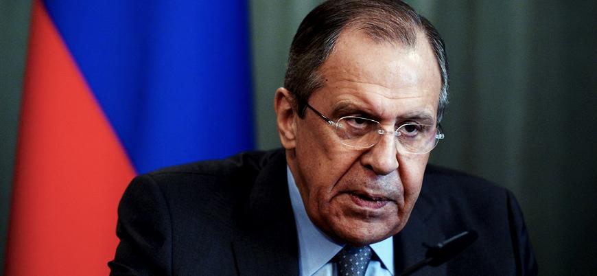 Lavrov'dan ABD'ye Venezuela eleştirisi: Ar damarları çatladı