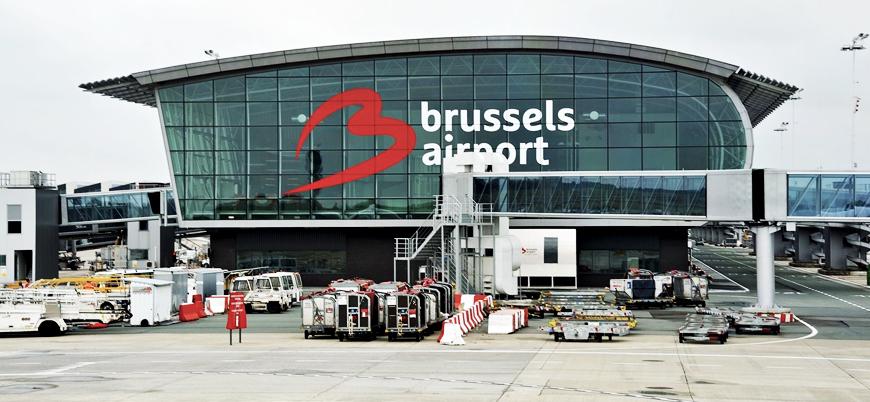 Belçika'da grev: Tüm uçuşlar iptal edildi