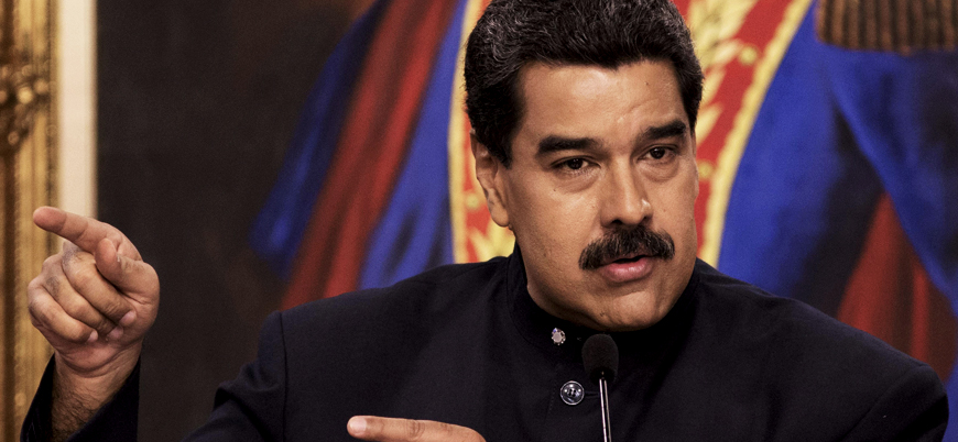 Maduro: ABD Venezuela'ya karşı savaş hazırlığında