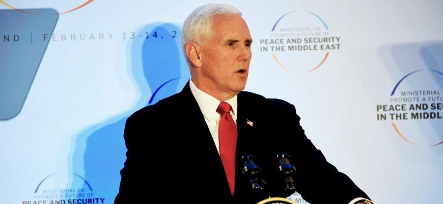 ABD'den Avrupa'ya: İran ile yapılan anlaşmadan çekilin