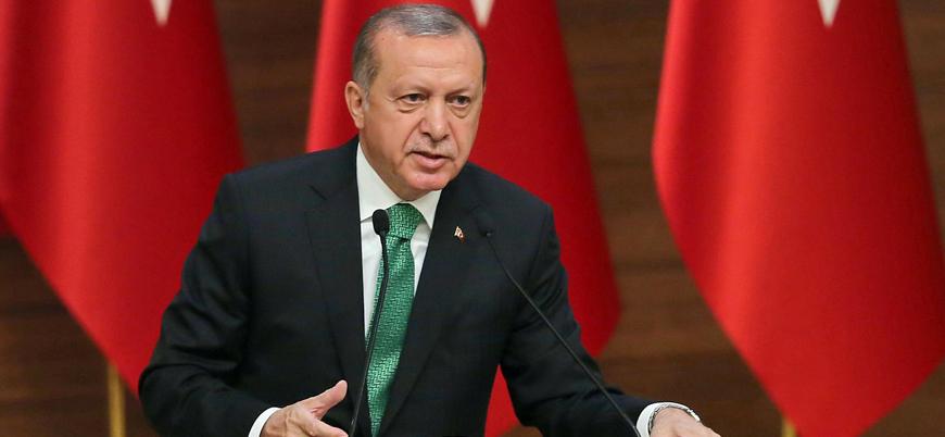 Erdoğan: 4 milyon Suriyeli evlerine dönmek için gün sayıyor
