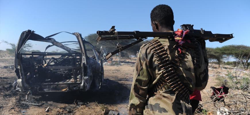 ABD'den Somali'de Eş Şebab'a yönelik hava saldırısı