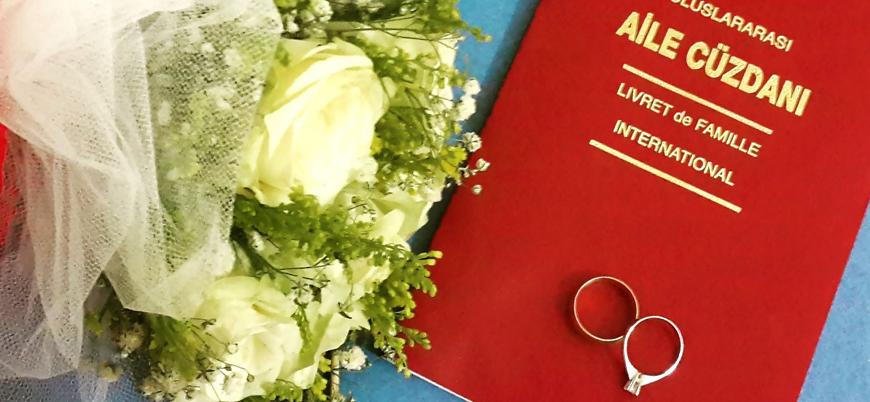 Türkiye'de evlenmeler azalıyor, boşanmalar artıyor