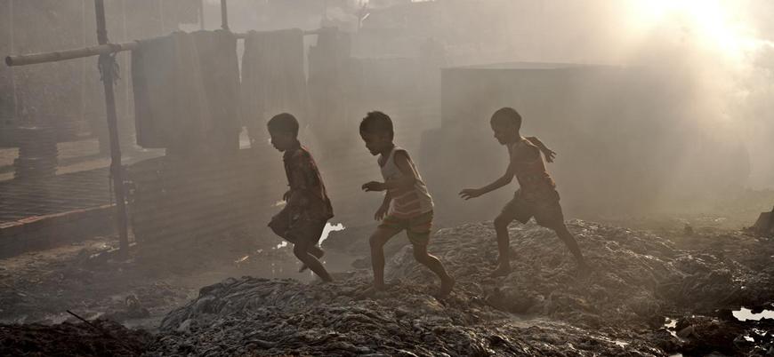 Savaşın kaybedeni çocuklar: Dört yılda 5 yaş altı 870 bin çocuk savaşlarda öldü