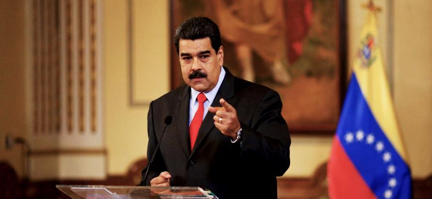 Maduro krizin çözülmesinden umutlu: 'ABD ile gizli görüşmeler yaptık'