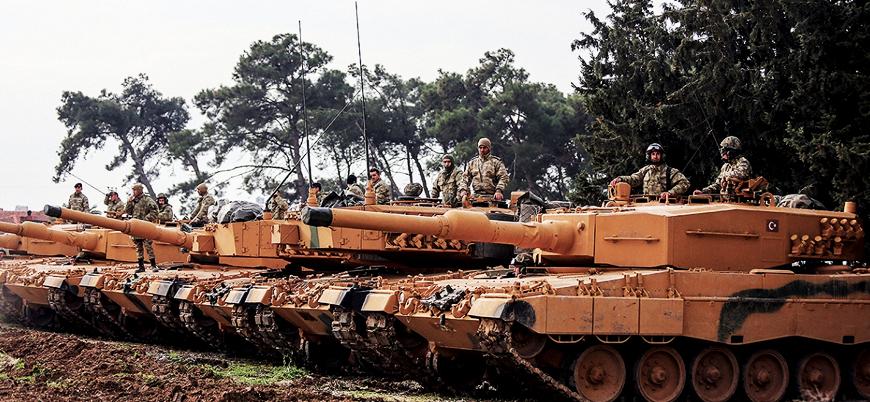 Almanya'nın Türkiye'ye silah satışı azalmaya devam ediyor