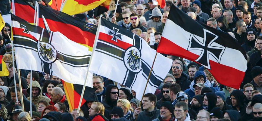 Almanya'da aşırı sağcı şiddet ürkütücü boyutlarda