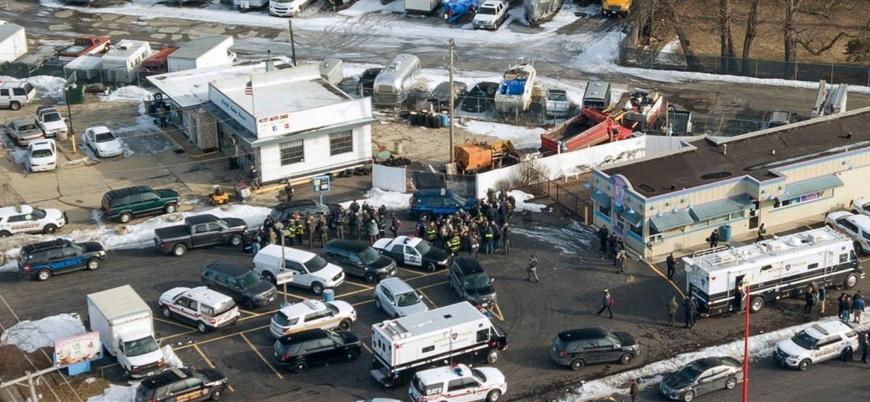 ABD'de işten atılan adam 5 çalışma arkadaşını öldürdü