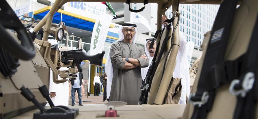 Birleşik Arap Emirlikleri'nden savunma sektörüne yatırım için 680 milyon dolar bütçe