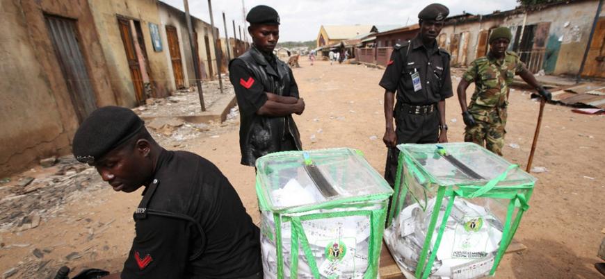 Nijerya'da seçimler güvenlik gerekçesiyle ertelendi