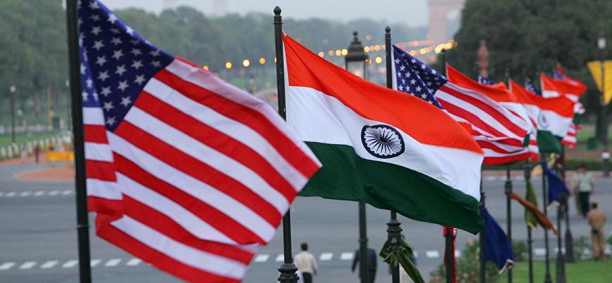 ABD'den Pakistan'a karşı Hindistan'a destek: 'Kendinizi savunmak hakkınız'