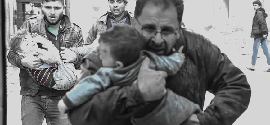 Esed rejimi İdlib'e yönelik bombardımana devam ediyor: İki günde en az 10 sivil öldü
