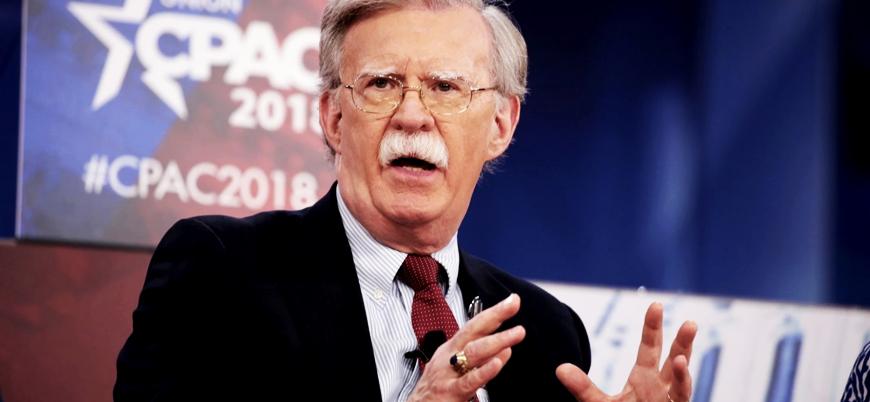 Bolton: Maduro'nun generalleri gizlice muhalefetle görüşüyor