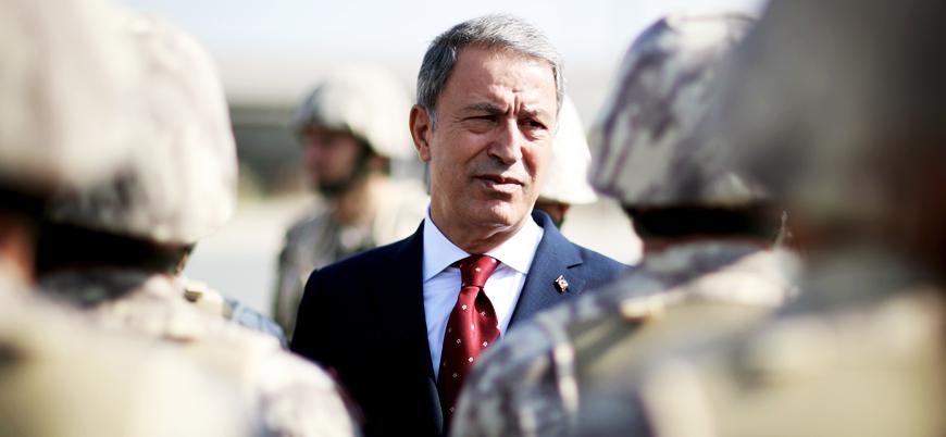 Milli Savunma Bakanı Akar'dan S-400 ve güvenli bölge açıklaması