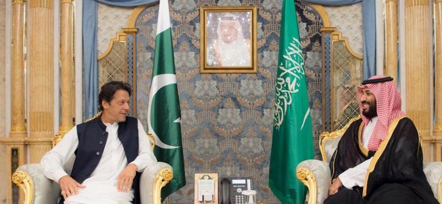 Ekonomik krizdeki Pakistan'dan Bin Selman için 'süper lüks' karşılama
