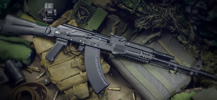 Rusya AK-103'lerin Suudi Arabistan'a teslimatına başladı