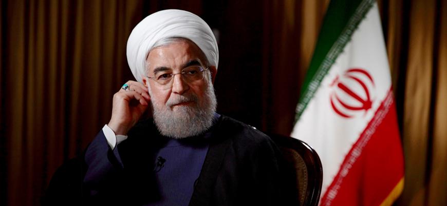Ruhani: İran Ortadoğu'da hiçbir zaman saldırganlık başlatan taraf olmadı