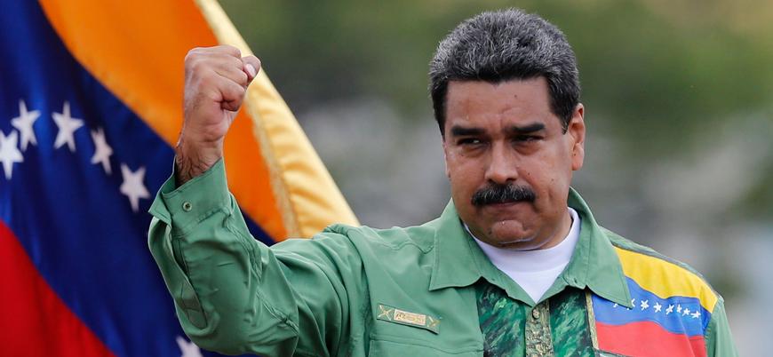 Maduro, Guaido ile görüşmeye gelen Avrupa Parlamentosu üyelerini Venezuela'ya almadı