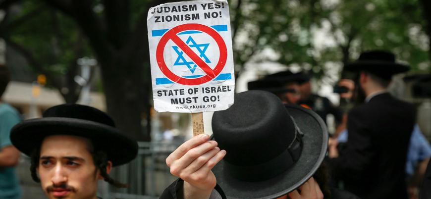 Fransa'da Siyonizm karşıtlığının Antisemitizm gibi suç sayılması için yasa tasarısı