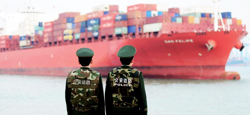 Çin ABD ürünlerine ek gümrük vergilerini askıya aldı