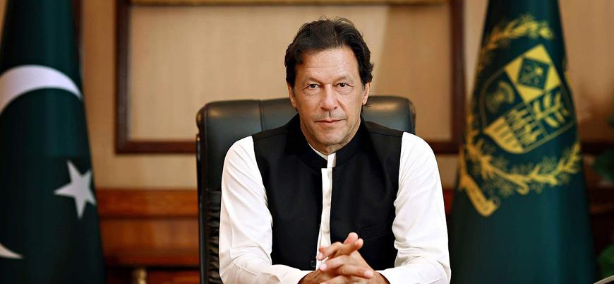 İmran Han Hindistan'ı uyardı: Pakistan'a saldırıda bulunursanız karşılıksız bırakmayız