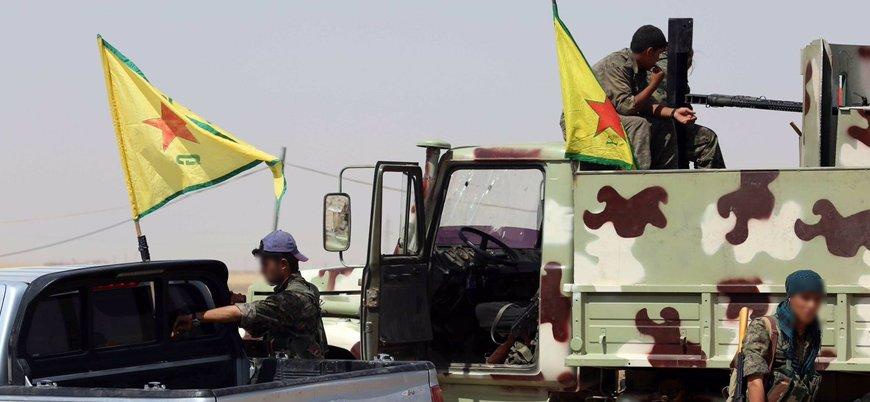 YPG'den 'Suriye'de yabancı asker kalsın' talebi