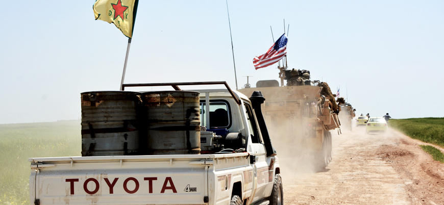 """Esed'in danışmanından 'YPG'ye özerklik' açıklaması: """"Ülke bölünür"""""""