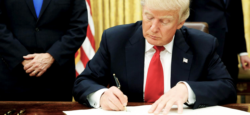 Trump onayladı: ABD Uzay Kuvvet Komutanlığı kuracak