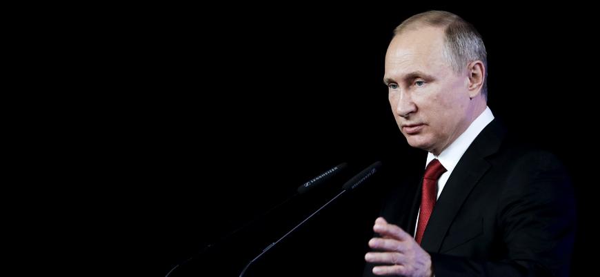 Putin: ABD Avrupa'ya füze yerleştirirse aynı şekilde karşılık veririz