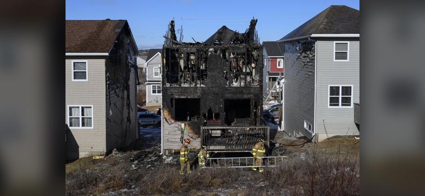 Kanada'da Suriyeli mülteci ailenin evinde yangın: 7 çocuk öldü