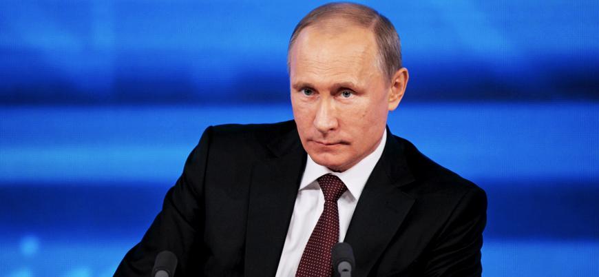 Putin: Rusya kendi internet sistemini kurmalı