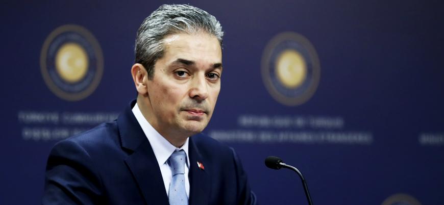 Türkiye'den 'AB'ye üyelik müzakereleri askıya alınsın' kararına tepki