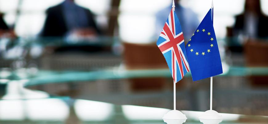 İngiltere ve AB arasında Brexit görüşmesi