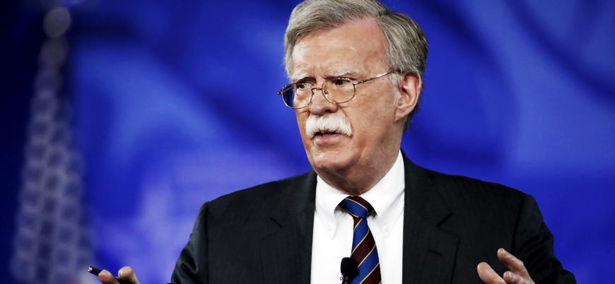 Bolton'dan Nikaragua devlet başkanına tehdit: 'Günleri sayılı'